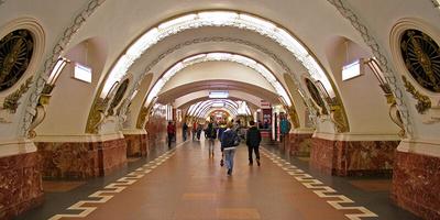Ространснадзор признал опасным метро Санкт-Петербурга