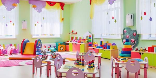 Картинка Охрана труда в детском саду