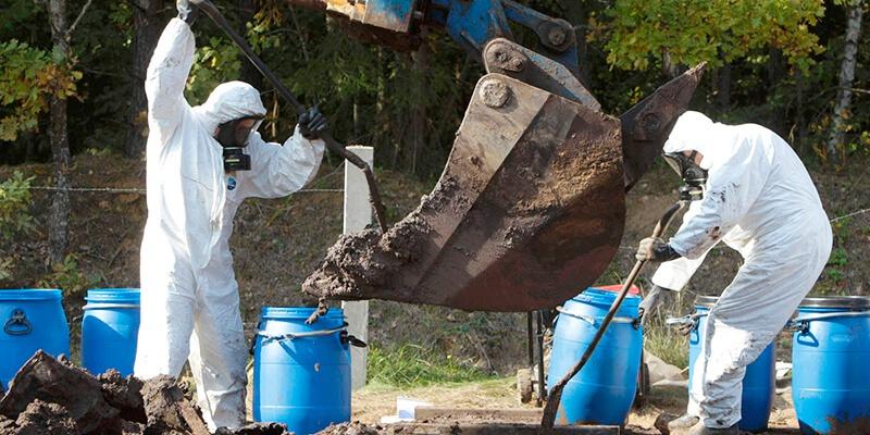 Ростехнадзор предлагает обновить правила захоронения радиоактивных отходов