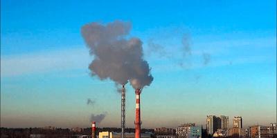 Доходы от сборов за негативное воздействие на экологию упали на 17%